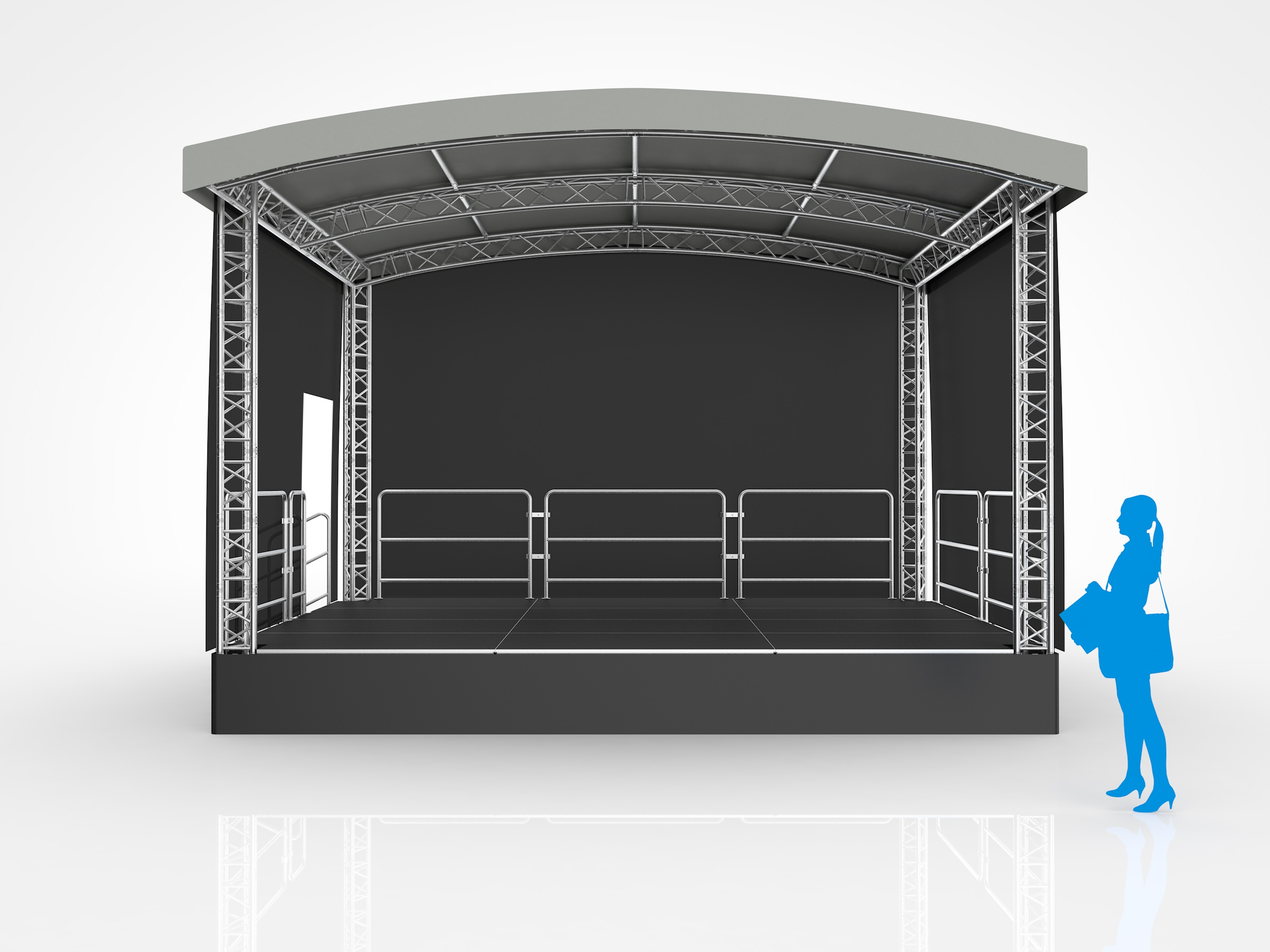 Outdoor Stages Picture Package 1