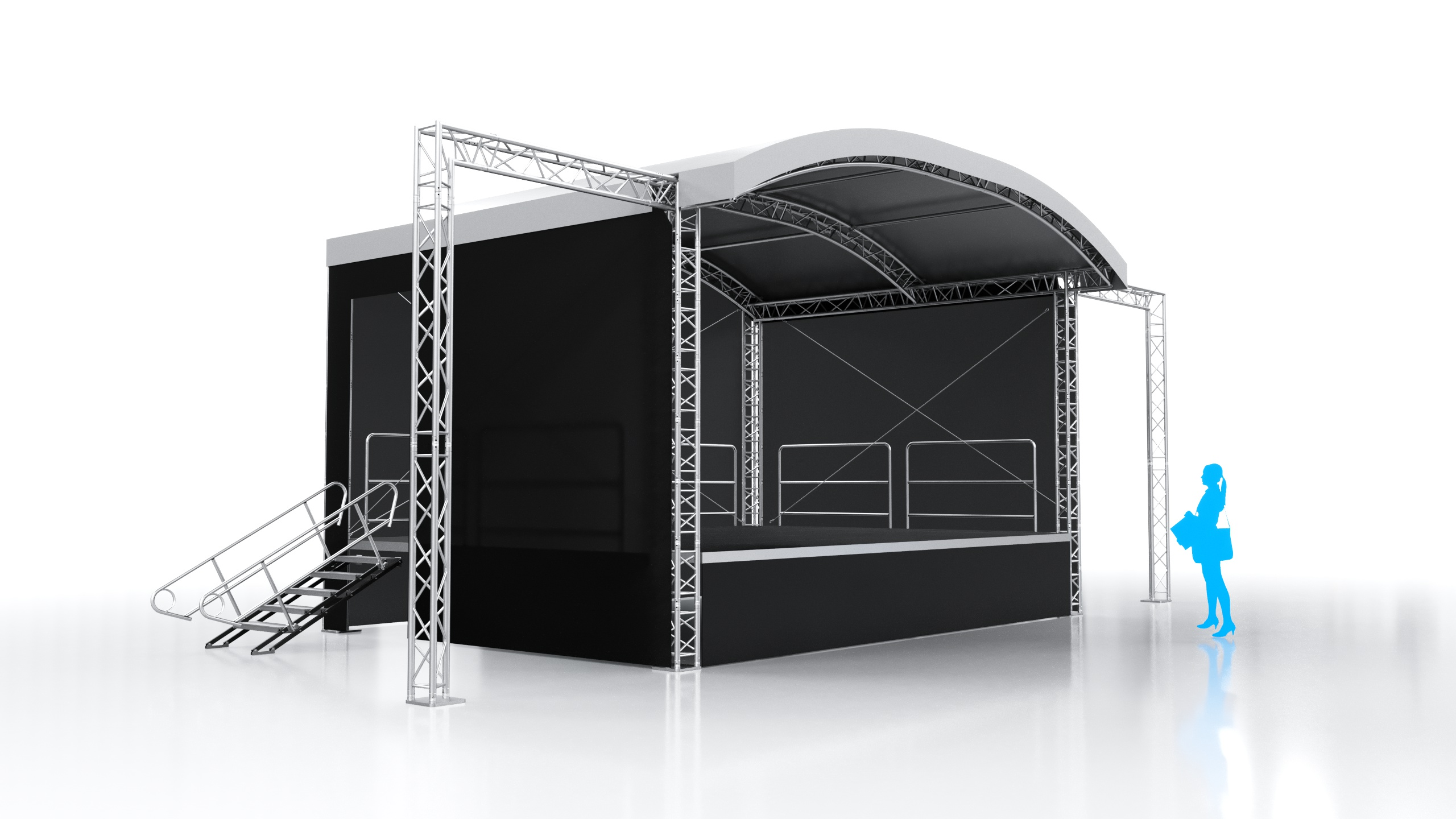 Outdoor Stages Picture Package 3