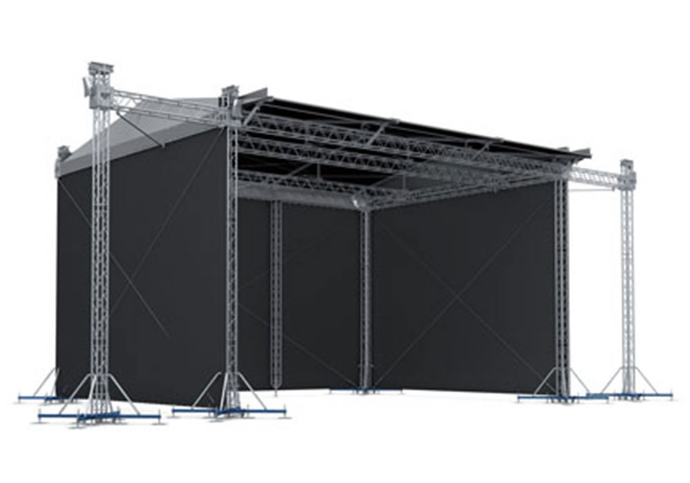 Outdoor Stages Picture Package 4